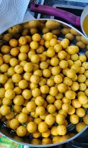 Boilies de naranja y mantequilla