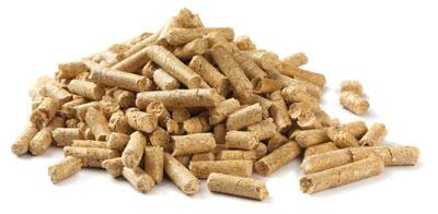 Receta para hacer pellets caseros
