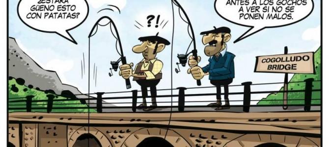 Calentamiento global y pesca :)