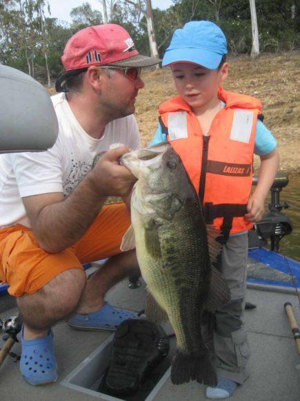 padre pescador